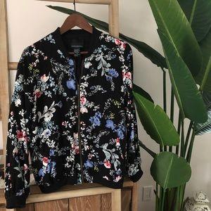🧵Cynthia Rowley Bomber jacket